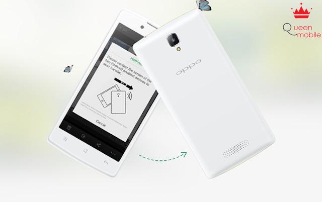 Điện thoại giá rẻ mới của OPPO