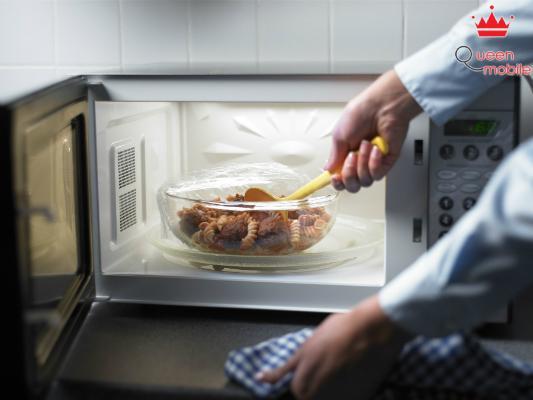 Nếu thức ăn trong lò không nóng thì có khả năng bo mạch bị hỏng