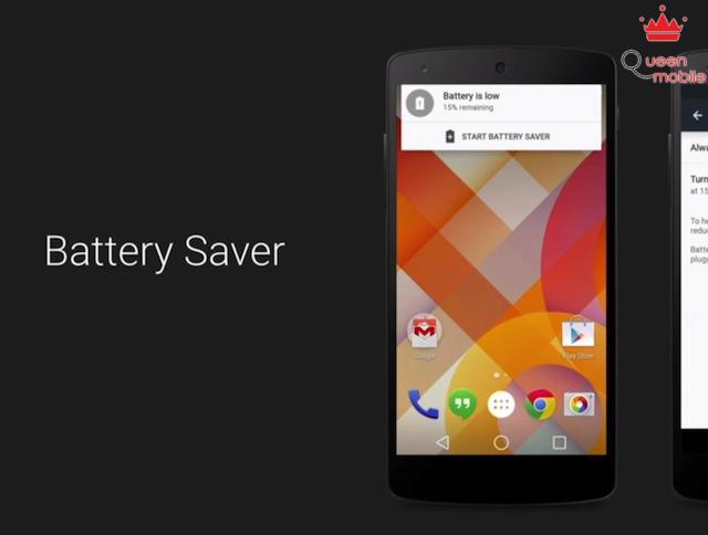 Chế độ Battery Saver