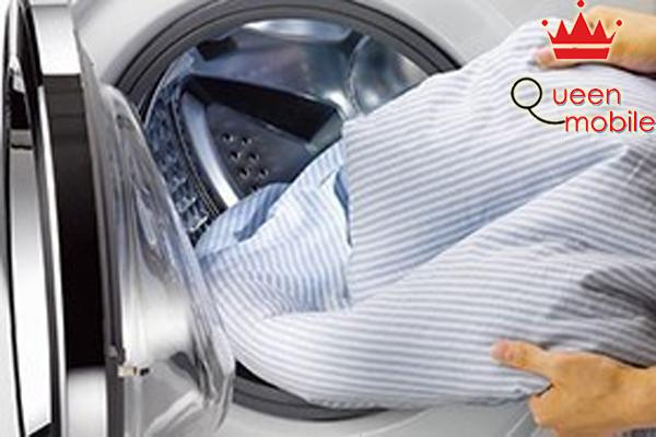 Quần áo được bảo vệ và mềm mịn hơn sau khi giặt