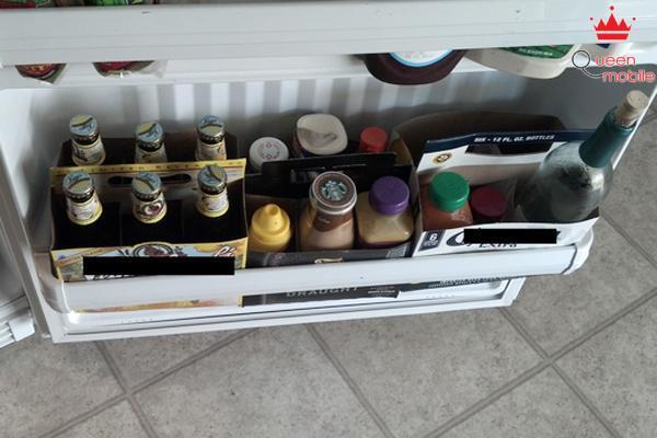 15 mẹo thú vị giúp tủ lạnh sạch sẽ và luôn ngăn nắp