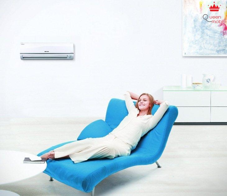 Máy lạnh thường vận hành ổn định và có tuổi thọ cao