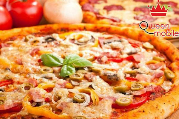 Chế biến bánh pizza thơm ngon với nồi cơm điện