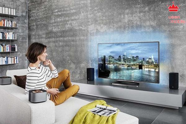 5 lí do bạn nên chọn mua tivi ultra HD trong thời gian tới