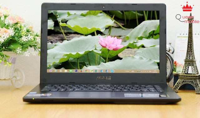 ASUS P450LD có phần cứng ưu việt cùng mức giá hợp lý
