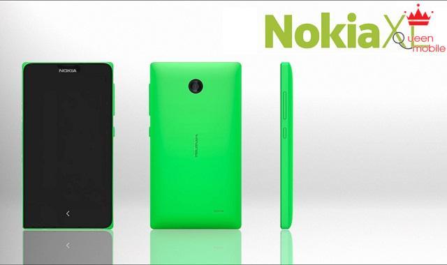 Thiết kế trẻ trung, năng động, nhiều màu sắc của Nokia XL