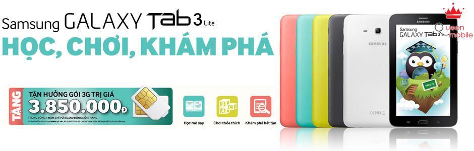 Hướng dẫn sử dụng Sim KIT Viettel kèm gói dữ liệu 3G khi mua máy tính bảng Galaxy Tab 3 Lite 3G (T111)