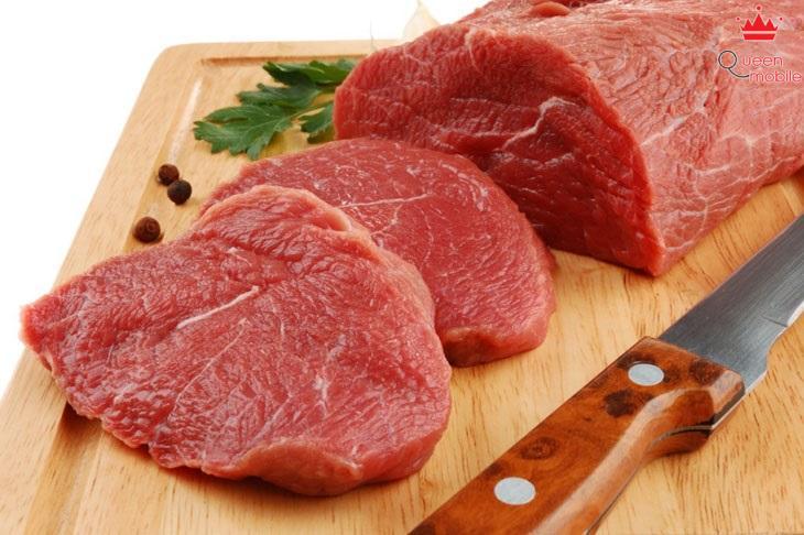 Khử mùi thịt bò
