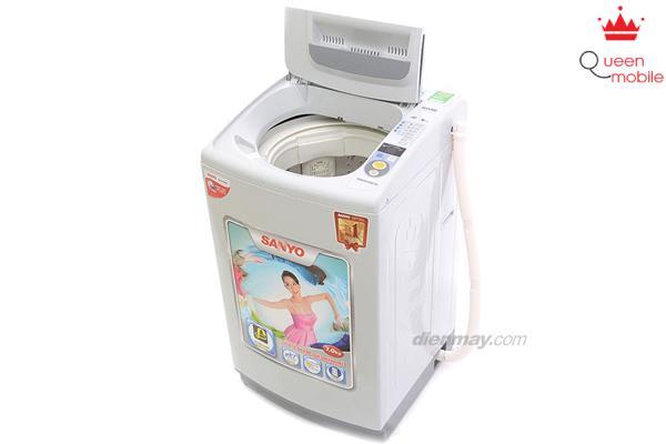 Hỗ trợ 7 chế độ giặt đa dạng