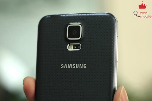 Camera 16 MP của Galaxy S5
