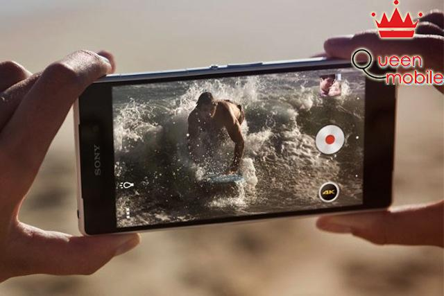 Camera 20.7 MP của Xperia Z2