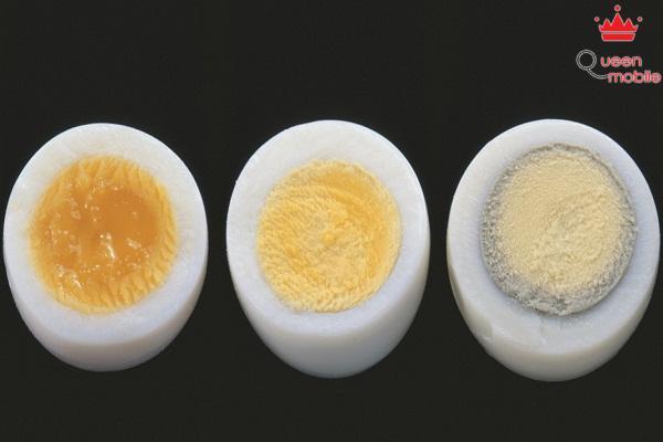 Trứng đã nấu chín