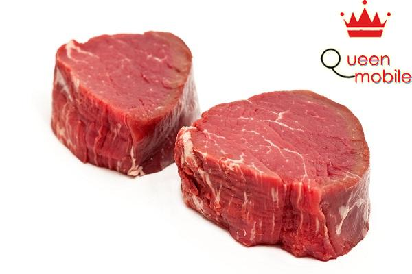 Thịt bò, heo, cừu, bê nguyên miếng