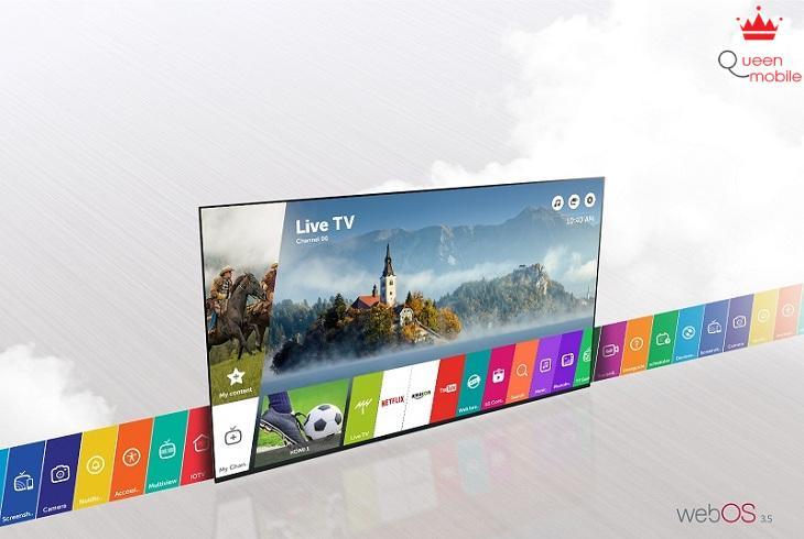 Top 5 smart tivi LG tốt nhất, đáng mua cho dịp Tết này