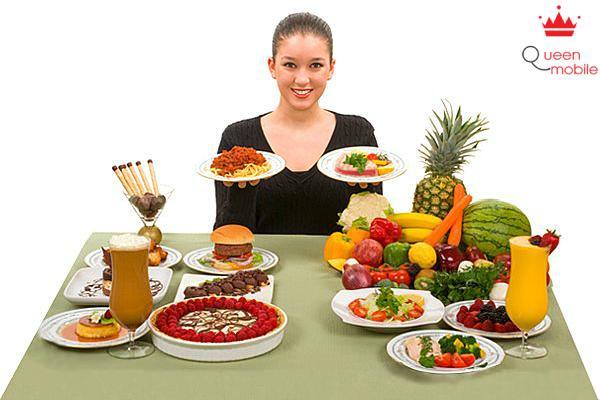 Giảm cân không phải là ăn ít lại