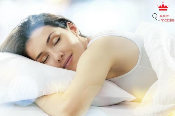 Ngủ đủ giấc giúp chậm quá trình lão hóa