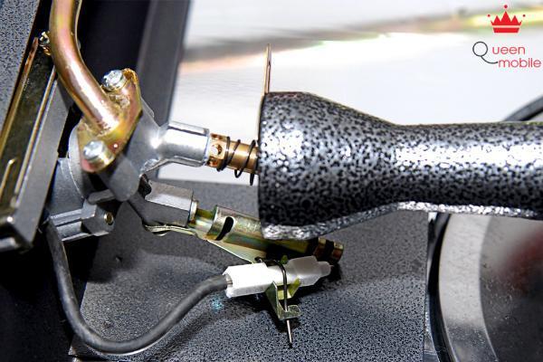 Khí ga bị xì có khả năng do ống dẫn ga bị hỏng
