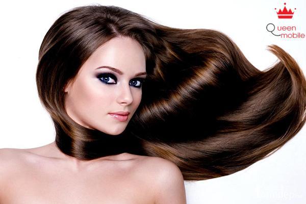 Cà rốt thúc đẩy sự phát triển tóc và làm dày tóc
