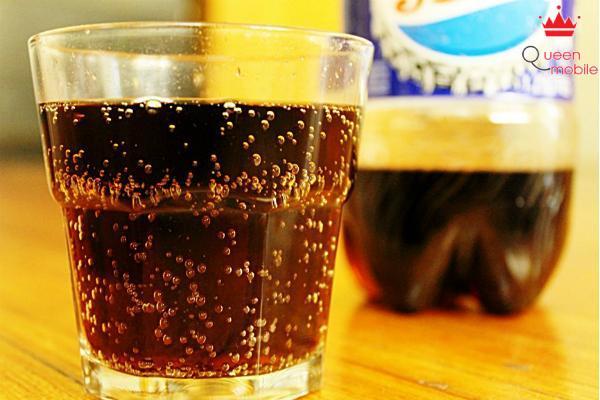 Uống nước ngọt dễ gây ung thư