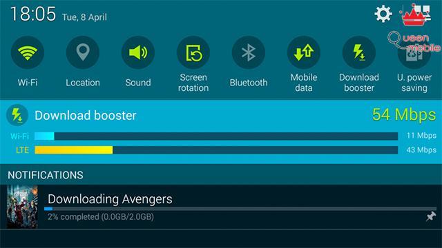 Trình tăng tốc Download bằng cách kết hợp mạng 3G/LTE với Wifi
