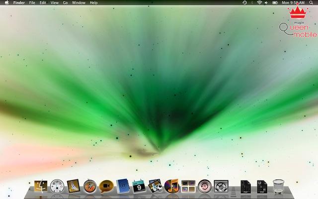 Đảo ngược màu sắc trên màn hình