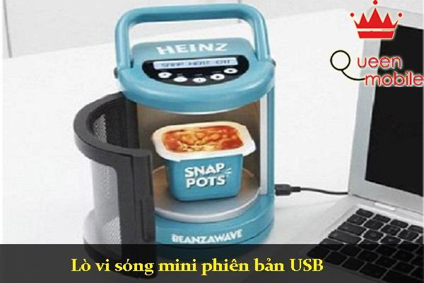 Lò vi sóng phiên bản USB
