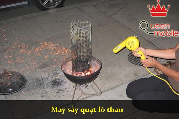 Máy sấy quạt lò than