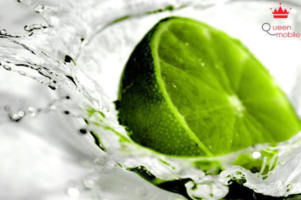 Nước chanh cung cấp một lượng vitamin C cơ thể cần