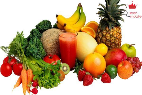 Ăn nhiều trái cây giúp loại bỏ stress nhanh chóng