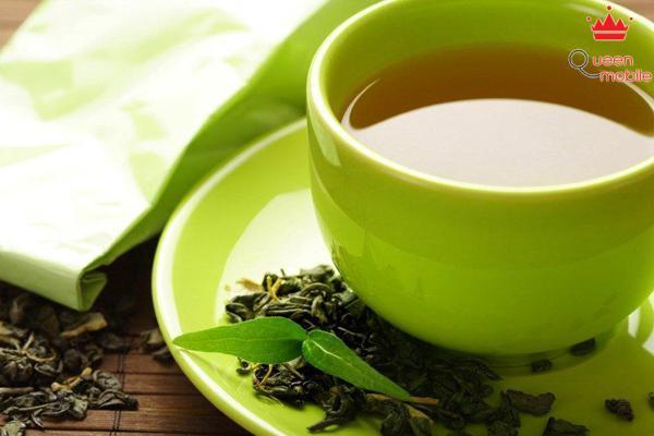 Trà xanh là loại thức uống giúp giảm stress nhanh chóng