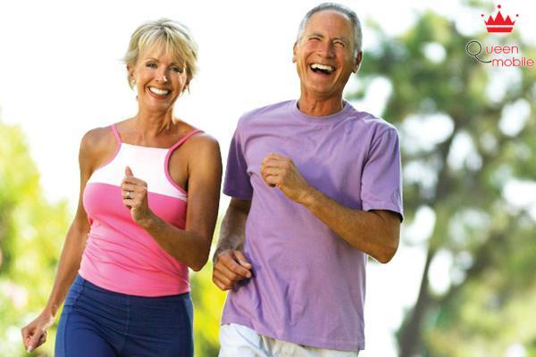 Tập thể dục là cách để bạn loại bỏ và kiểm soát stress