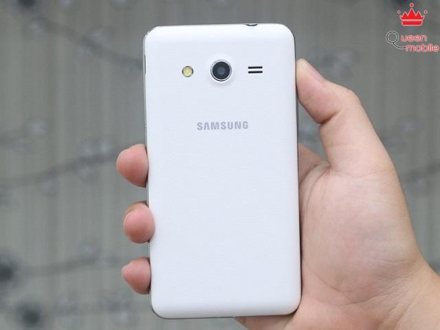Trên tay Samsung Galaxy Core 2 – Máy mỏng, đẹp, màn hình vừa đủ