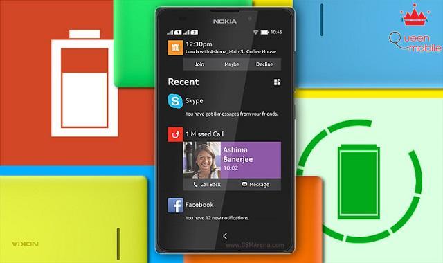 Đánh giá thời lượng pin của Nokia XL