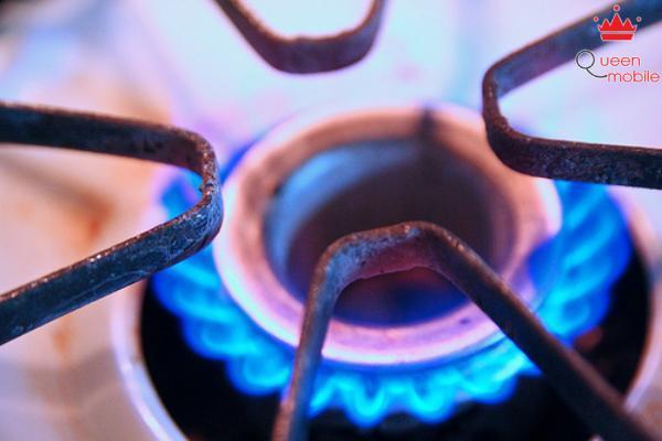 Chế biến sai nhiệt độ khiến thức ăn không chín đều