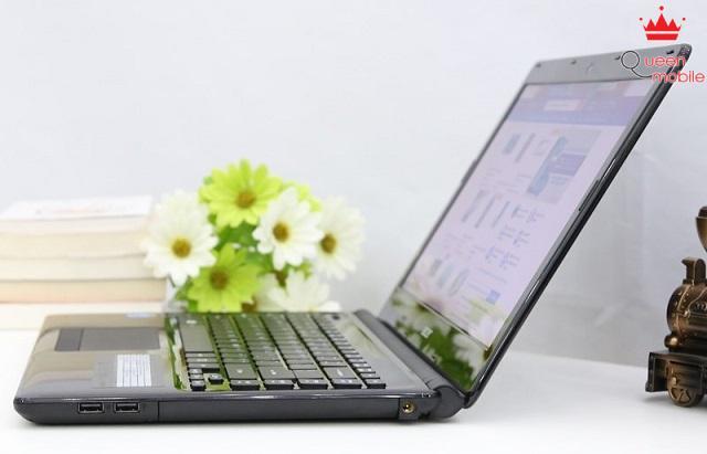Thiết kế của Acer Aspire E1 472