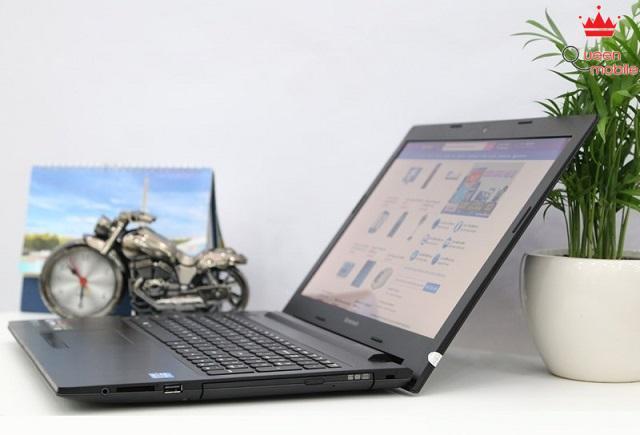 Thiết kế lịch lãm và mạnh mẽ của Lenovo G500S