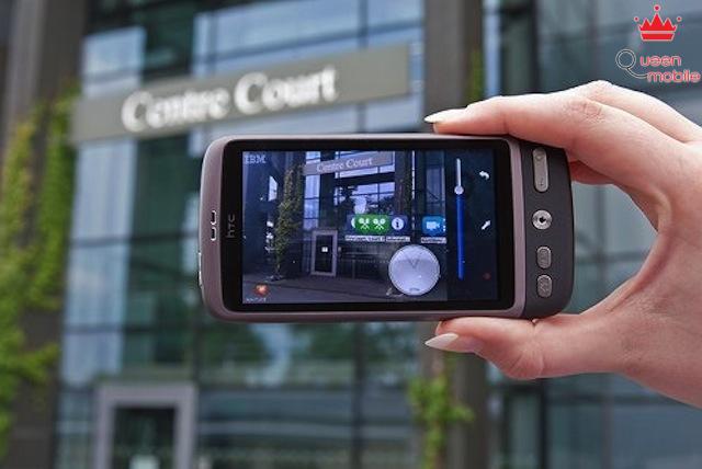 Thử chụp hình và quay video bằng camera
