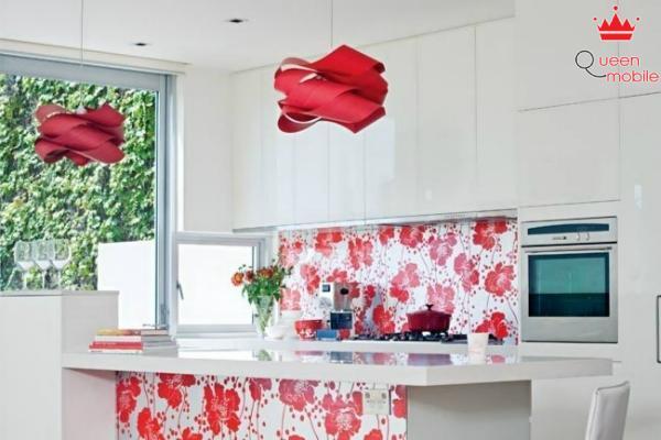 10 ý tưởng mới lạ tân trang phòng bếp