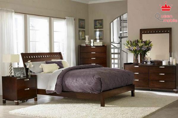 Tạo không gian rộng rãi cho căn phòng ngủ
