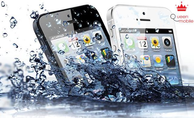 [Clip vui] Keo chống nước cho iPhone