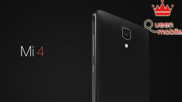Xiaomi Mi 4 - Smartphone cấu hình siêu khủng chính thức ra mắt
