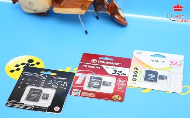 Thẻ nhớ - Bộ nhớ lưu trữ nhỏ gọn và cần thiết