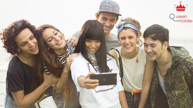 """Sony Xperia C3 – smartphone chụp ảnh """"tự sướng"""" chuyên nghiệp"""