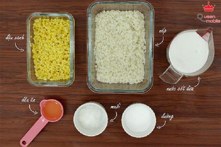 Cách nấu xôi vò siêu tốc trong vòng 30 phút