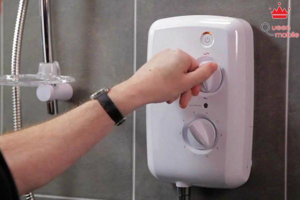 Những sự cố thường gặp của máy nước nóng