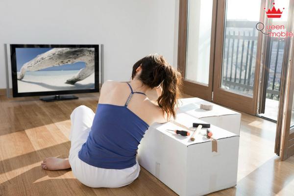 Vận động khi xem tivi
