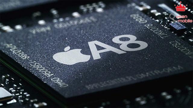 Chip A8 trên iPhone 6 sẽ có xung nhịp cao hơn