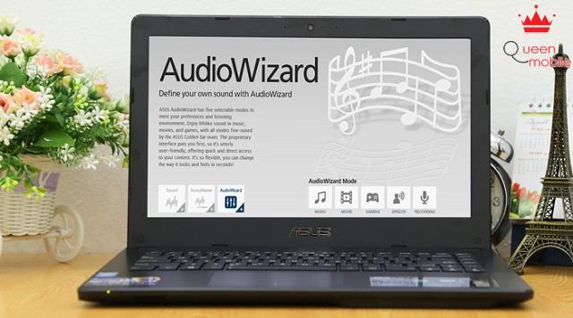 Công nghệ âm thanh độc quyền AudioWizard