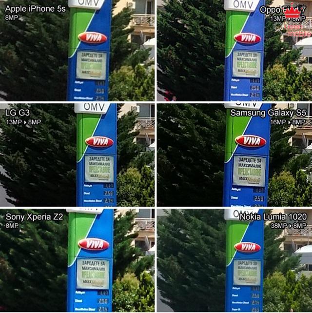 Các bức ảnh ở độ phân giải 8MP