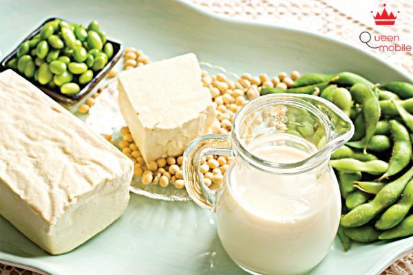 Bổ sung chất đạm từ đậu nành rất tốt cho sức khỏe
